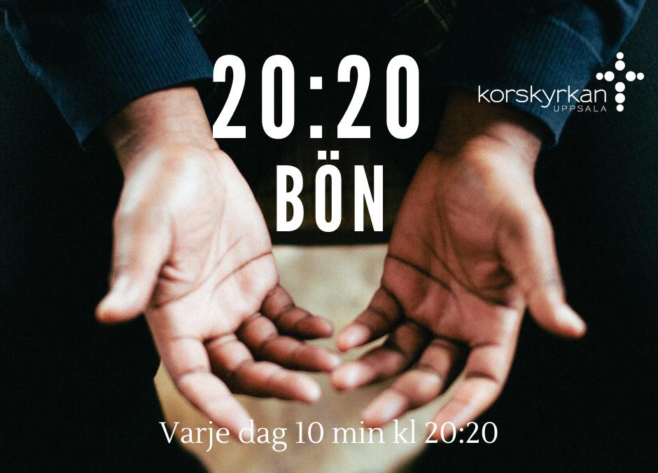 20:20 BÖN