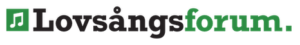 Lovsångsforums logotyp